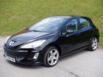 Peugeot 308 Hatchback 2.0 HDi FAP GT 5dr