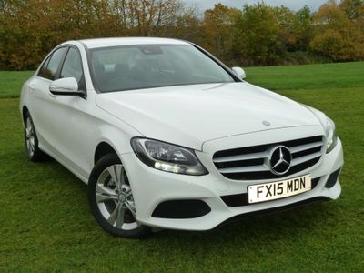 Mercedes-Benz C Class Saloon 2.1 C220d SE Executive Edition (s/s) 4dr
