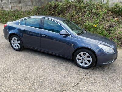 Vauxhall Insignia Saloon 2.0 CDTi ecoFLEX 16v SE 4dr