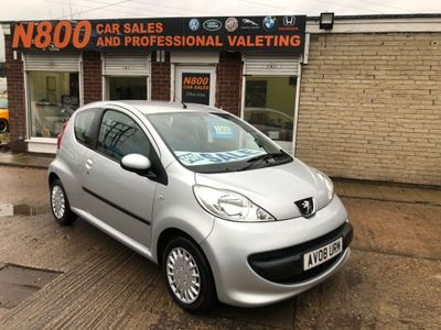 Peugeot 107 Hatchback 1.0 12v Urban Move 3dr