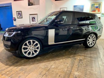 Land Rover Range Rover SUV 3.0 SD V6 Autobiography Auto 4WD (s/s) 5dr