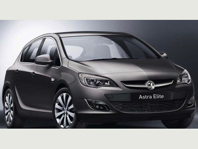 Vauxhall Astra Hatchback 2.0 CDTi Elite 5dr