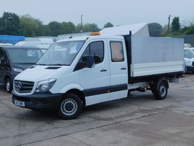 Mercedes-Benz Sprinter Tipper SOLD SOLD SOLD