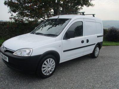 Vauxhall Combo Panel Van 1.3 CDTi 2000 16v Panel Van 3dr