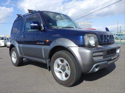 Suzuki Jimny SUV 1.3 Land Adventure 4WD (Auto)