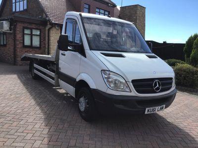 Mercedes-Benz Sprinter Vehicle Transporter 3.0 CDI 519 4dr MWB