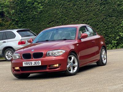 BMW 1 Series Coupe 2.0 118d Sport 2dr