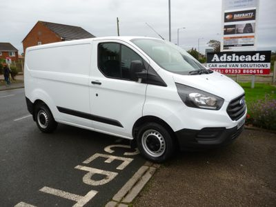 Ford Transit Custom Panel Van 2.0 TDCi 300 L1H1 5dr