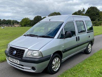 Fiat Scudo Panel Van 2.0 JTD 8v SX Panel Van 5dr