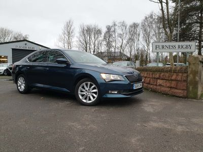 SKODA Superb Hatchback 2.0 TDI CR DPF SE Business (s/s) 5dr