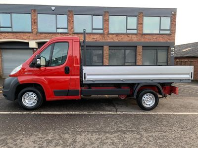 Fiat Ducato Chassis Cab 2.3 JTD MultiJet 33 Chassis Cab 2dr (MWB)