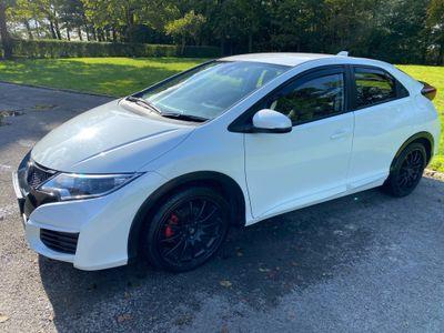 Honda Civic Hatchback 1.6 i-DTEC S (Navi) (s/s) 5dr