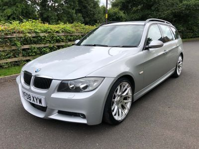 BMW 3 Series Estate 3.0 330d M Sport Touring 5dr