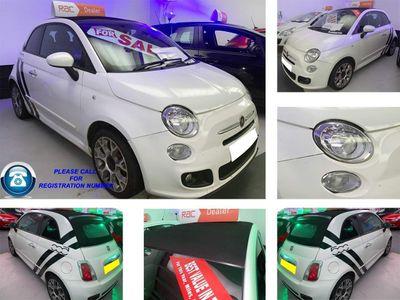Fiat 500C Convertible 1.2 S (s/s) 2dr