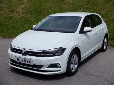 Volkswagen Polo Hatchback 1.0 TSI SE Tech Edition (s/s) 5dr