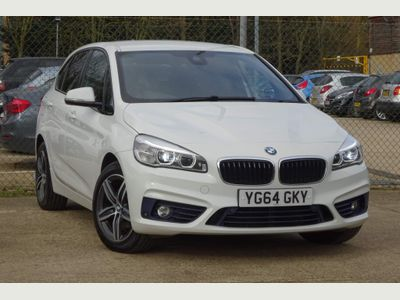 BMW 2 Series Active Tourer MPV 2.0 218d Sport Active Tourer Auto (s/s) 5dr