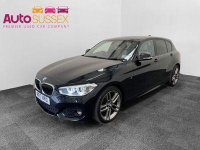 BMW 1 Series Hatchback 2.0 118d M Sport Sports Hatch Auto (s/s) 5dr