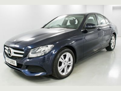 Mercedes-Benz C Class Saloon 1.6 C200d SE Executive Edition (s/s) 4dr