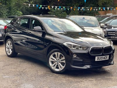 BMW X2 SUV 2.0 20i Sport DCT sDrive (s/s) 5dr