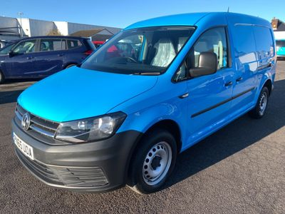 Volkswagen Caddy Maxi Panel Van 1.6 TDI C20 CR Startline EU5 6dr