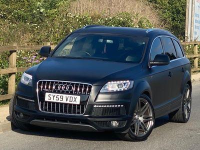 Audi Q7 SUV 3.0 TDIcd V6 S line Tiptronic quattro 5dr