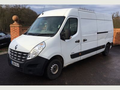 Renault Master Panel Van 2.3 dCi 28 Business FWD 5dr