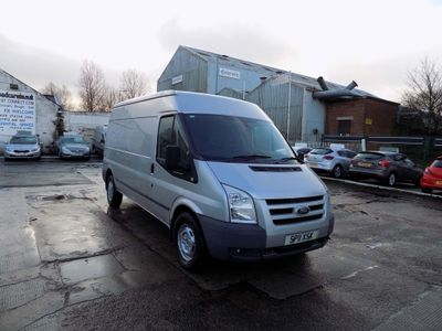 Ford Transit Panel Van 2.4 TDCi 350 Trend Medium Roof Panel Van LWB 3dr