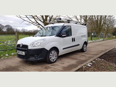 Fiat Doblo Panel Van DOBLO CARGO MAXI LWB 6 SPEED DIRECT BT