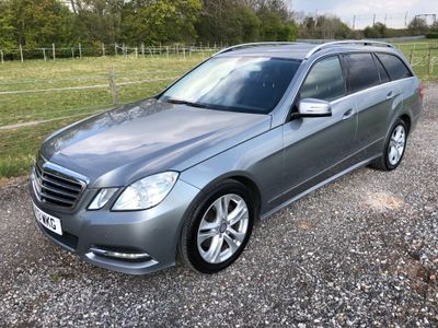 Mercedes-Benz E Class Estate 2.1 E300dh BlueTEC SE 7G-Tronic Plus 5dr