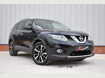 Nissan X-Trail SUV 2.0 dCi N-Vision XTRON 4WD (s/s) 5dr