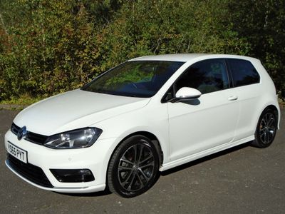 VOLKSWAGEN GOLF Hatchback 1.4 TSI BlueMotion Tech ACT R-Line (s/s) 3dr