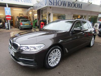 BMW 5 Series Estate 3.0 530d SE Touring Auto xDrive (s/s) 5dr