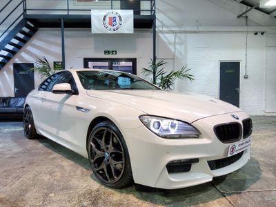 BMW 6 Series Coupe 3.0 640d M Sport 2dr