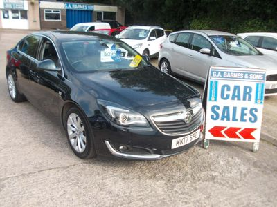 Vauxhall Insignia Hatchback 1.6 CDTi ecoFLEX Elite Nav (s/s) 5dr