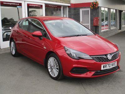 Vauxhall Astra Hatchback 1.2 Turbo Elite Nav Premium (s/s) 5dr