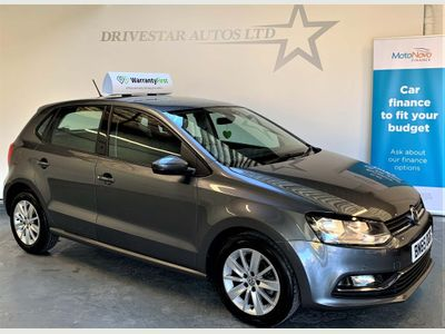 Volkswagen Polo Hatchback 1.2 TSI BlueMotion Tech SE (s/s) 5dr