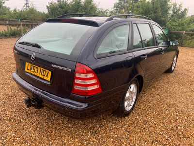 Mercedes-Benz C Class Estate 1.8 C180 Kompressor SE 5dr
