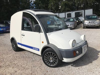 Nissan S-Cargo Car Derived Van