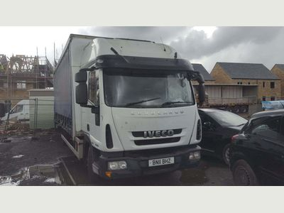 IVECO EUROCARGO Unlisted {Edition unlisted}