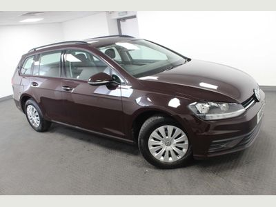 Volkswagen Golf Estate 1.6 TDI S (s/s) 5dr