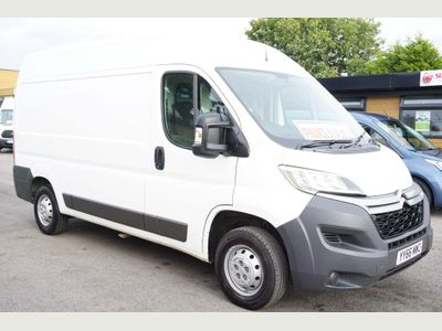 Citroen Relay Panel Van 2.0 BlueHDi 35 Enterprise L2 H2 EU6 5dr