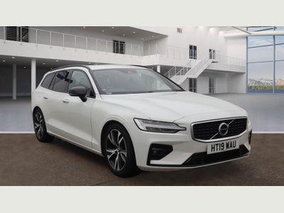 Volvo V60 Estate 2.0 D3 R-Design (s/s) 5dr