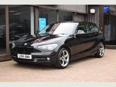 BMW 1 Series Hatchback 2.0 120d Sport Sports Hatch (s/s) 3dr