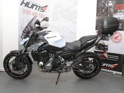 Kawasaki Z650 Naked 650 ABS
