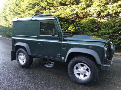 Land Rover Defender 90 SUV 2.4 TDi Hard Top 4X4 3dr
