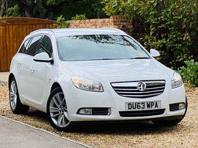 Vauxhall Insignia Estate 2.0 CDTi ecoFLEX 16v SRi Nav (s/s) 5dr