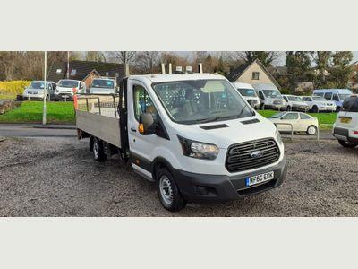 Ford Transit Chassis Cab 2.0 350 EcoBlue Premium RWD L4 EU6 (s/s) 2dr (DRW)