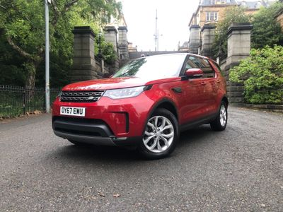 Land Rover Discovery SUV 3.0 TD V6 SE Auto 4WD (s/s) 5dr