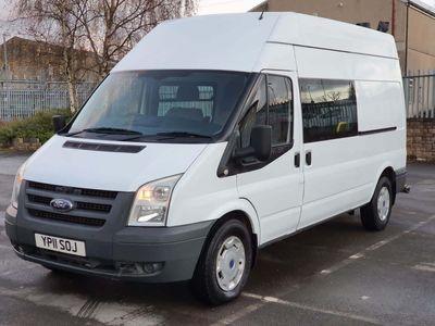 Ford Transit Combi Van CREW WELFARE