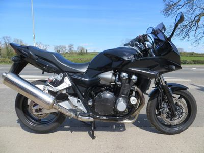 Honda CB1300 Naked 1300 S